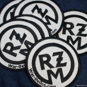 RZM Logo Patch