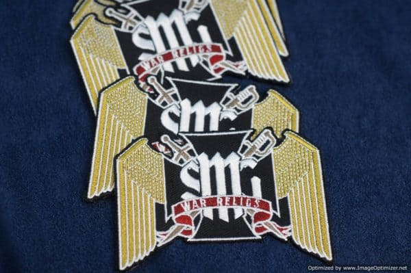 SMG War Relics Patch