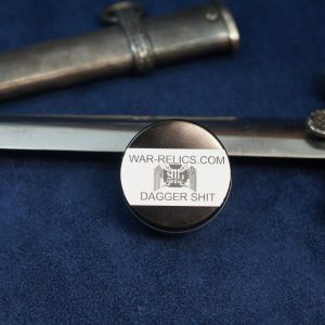 """""""DAGGER SHIT"""" Protective Dagger Wax 8 gram container"""