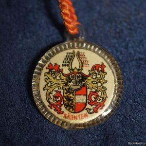 SGML-1395 kärnten Austria 1939 coat of arms Fob
