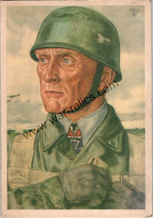 VDA Post Card Oberst Brauer