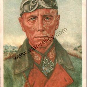 SGML-1373 VDA Post Card Rommel