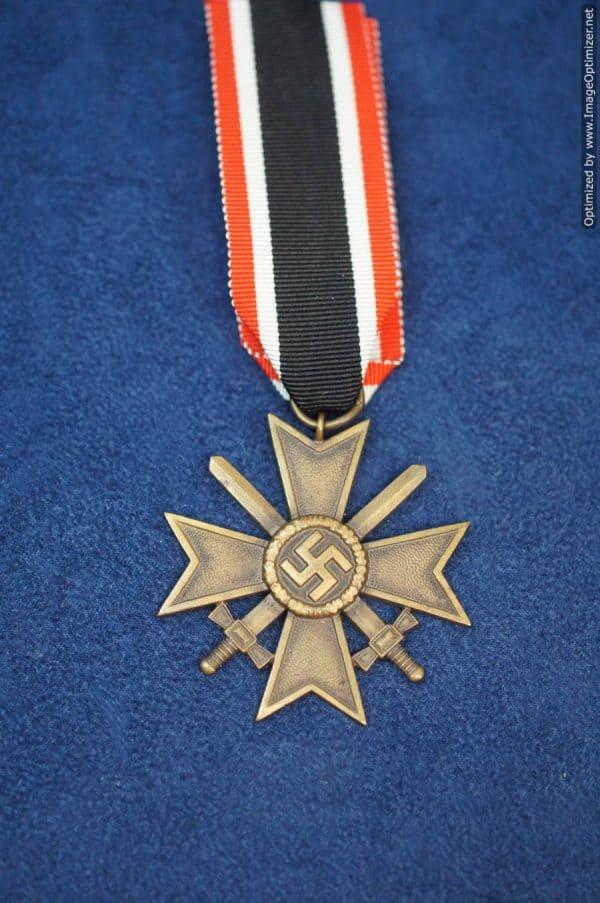 War Merit Cross 2nd class early