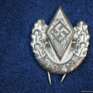 Hitler youth Event Badge 1943