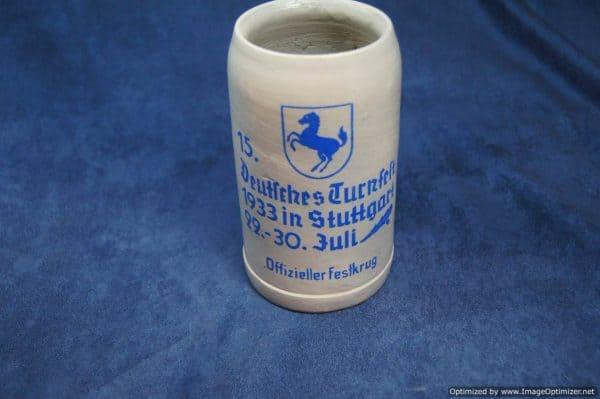 Deutsches Turnfest stuttgart 1933 Mug