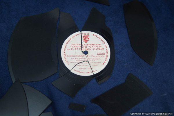 Deutsches Turnfest stuttgart 1933 Record