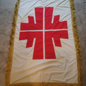 SMGL-1463 Turnerbund Turnfest Flag Nazi Era