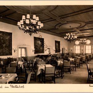 Gasthaus der platterhof Post card