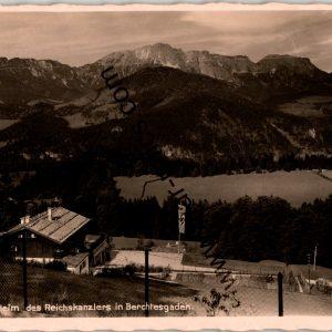 SMGL-1440 Berchtesgaden Post Card
