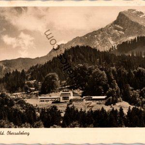 SMGL-1439 Haus Wachenfeld Post card (Berghof)