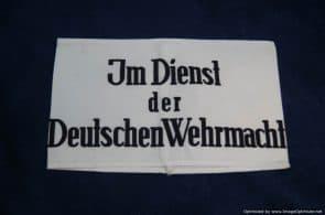 SMGQ-0053 Im Dienst der Deutschen Wehrmacht (Helpers Armband)